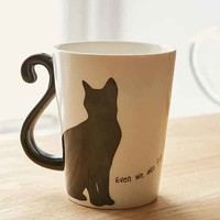 Cat Couple Mug