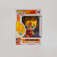 Dragon Ball Z - Super Saiyan Goku Pop Vinyl Figure
