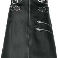 Versus high-waisted Biker Skirt - Farfetch