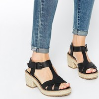 ASOS HANDLE Heeled Sandals at asos.com