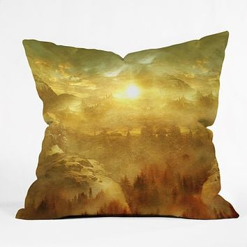 Viviana Gonzalez Wish You Were Here Chapter I Throw Pillow