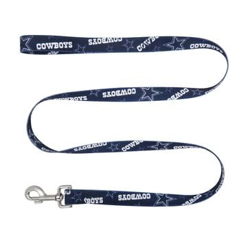 Dallas Cowboys Dog Leash 1x60