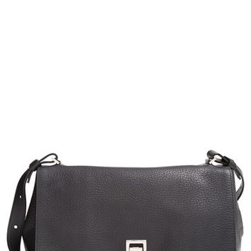 Proenza Schouler 'Courier' Pebbled Leather Crossbody Bag