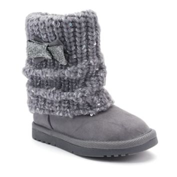 Jumping Beans® Bernice Toddler Girls' Boots | null
