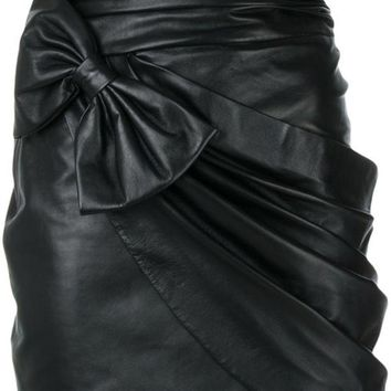 DCCKIN3 Redemption Bow Detail Skirt