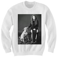 LORDE SWEATSHIRT LORDE PHOTO SHIRT LORDE CONCERT SHIRTS LORDE ROYALES CELEBRITY SHIRTS COOL SHIRTS