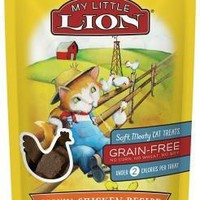 My Little Lion Chicken Cat Treats 2.65 oz