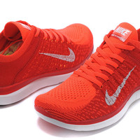 """NIKE"" Fashion Knitting Solid color Casual Sports Shoes"