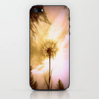 my flower iPhone & iPod Skin by Marianna Tankelevich | Society6