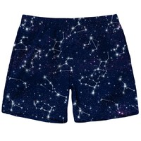Zodiac Constellation Shorts