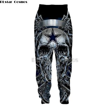 PLstar Cosmos American football Dallas Cowboys Men/Women Baggy Jogger Pants 3D Print Cartoon Sweatpants Hip Hop Trousers-8