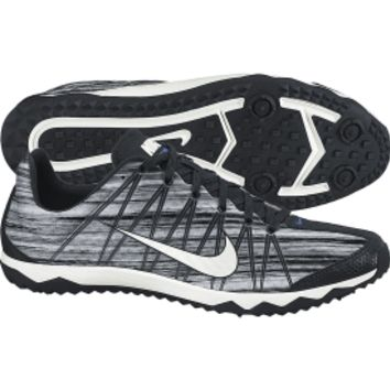 Nike Men's Zoom Rival Waffle Track and Field Shoe - Black/Gray | DICK'S Sporting Goods