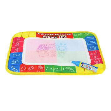 29x19cm New Water Drawing Painting Writing Mat Board Magic Pen Doodle Gift Action & Toy Figures Education Toy