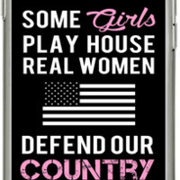 Real Women Defend Smart Phone Case