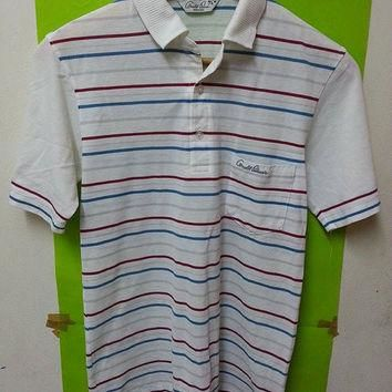 Vintage 80's Arnold Palmer Punk New Wave Polo-shirts