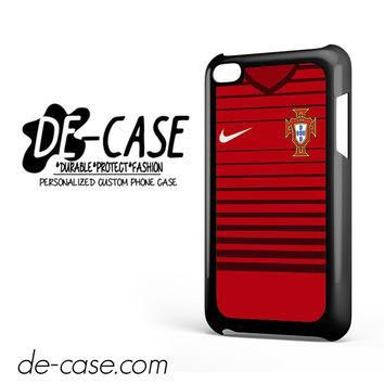 Portugal Soccer Jersey DEAL-8875 Apple Phonecase Cover For Ipod Touch 4
