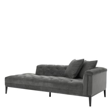 Grey Sofa Right | Eichholtz Cesare