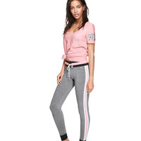 Cotton Campus Legging - PINK - Victoria's Secret