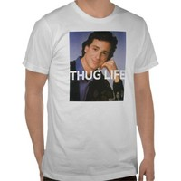 Thug Life Tshirt from Zazzle.com