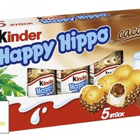 Ferrero Kinder Happy Hippo
