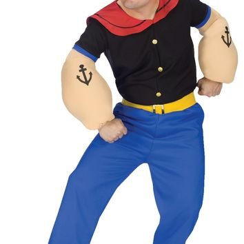 Popeye Costume for Halloween