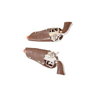 Roma 4955 - Pair of Toy Cowboy Guns Costume