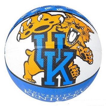 "9.5"" KENTUCKY WILDCATS REGULATION BASKETBALL"