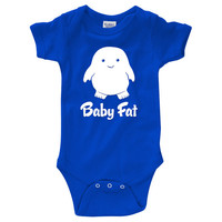 """Dr. Who """"Adipose"""" Infant Bodysuit Creeper (New Born - 24 Months)"""