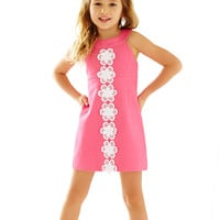 Lilly Pulitzer Girls Little Jacqueline Shift Dress