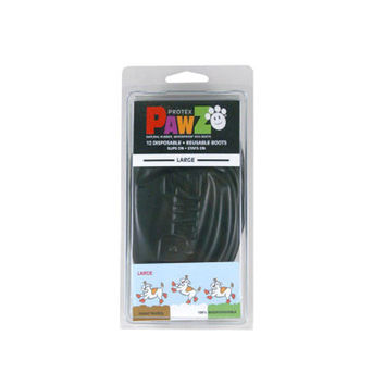 PawZ Paw Wear — Black