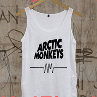 arctic monkeys logo Tanktop Unisex Adult S-XL men or women tank