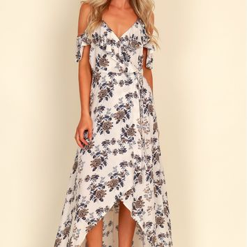 Back To Your Roots Dress Cream