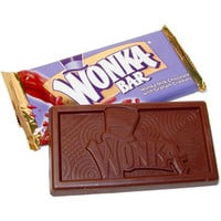 Willy Wonka Chocolate Bars - ORIGINAL: 18-Piece Box