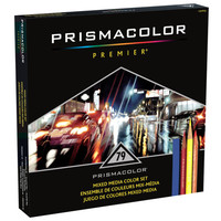 Prismacolor® Mixed Media Set