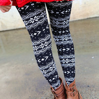 Holiday Style Leggings