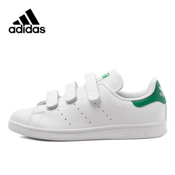 Original New Arrival Official Adidas Originals Men's and Women's Unisex Low Top Skateboarding Shoes Sneakers