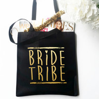Tote Bag - Bride Tribe
