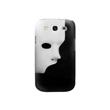 P7012 Phantom of The Opera Mask Case For Samsung Galaxy S3