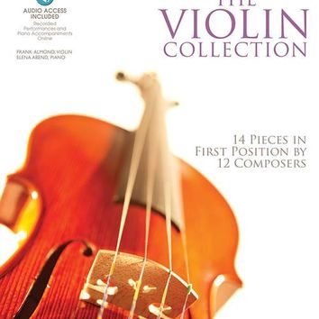 The Violin Collection – Easy to Intermediate Level