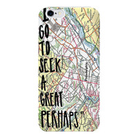 Looking For Alaska Quote Map For iPhone 6 / 6 Plus Case