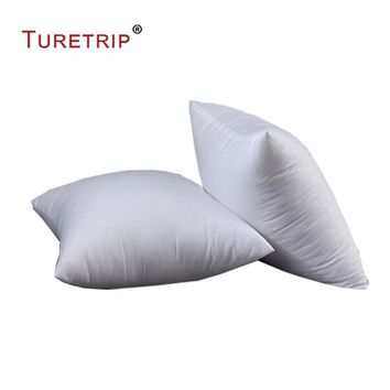 Turetrip Pillow core grinding wool cloth pcillow core cushion inner core Pillow Cushion Core Cushion Inner Filling Soft Throw