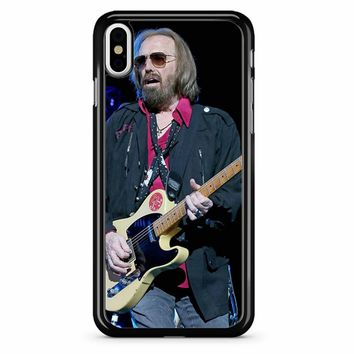 Tom Petty 3 iPhone X Case