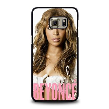 BEYONCE KNOWLES Samsung Galaxy S6 Edge Plus Case Cover