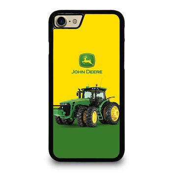 JOHN DEERE WITH TRACTOR Case for iPhone iPod Samsung Galaxy