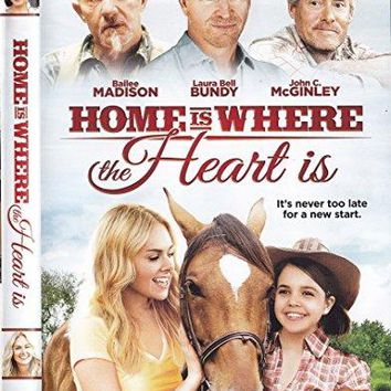 HOME IS WHERE THE HEART IS (DVD/