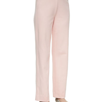 Stretch Interlock Pants, Blossom Pink, Size: