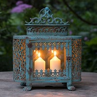 Antique Style French Lantern