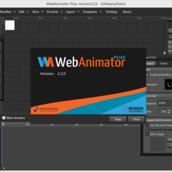WebAnimator Plus 2.2.0 Serial Key Crack Final Free Download