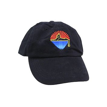 Grateful Dead Cats Under the Stars Embroidered Baseball Cap