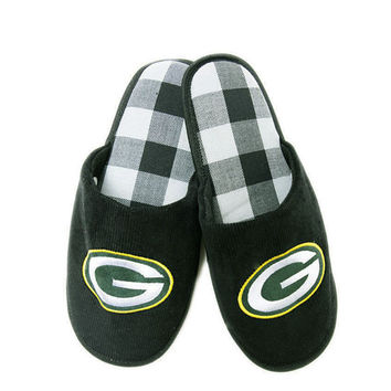 NFL Green Bay Packers Slippers [Small - 7-8.5]